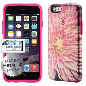 Speck CandyShell Inked iPhone 6 Case Fuchsia Pink